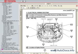 Toyota Avensis 20032008 Service Manual repair manual Order & Download