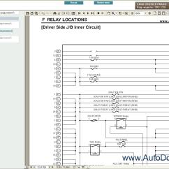 Toyota Land Cruiser Prado 120 Wiring Diagram Trailer 5 Wire To 4 Service Manual Rus Repair