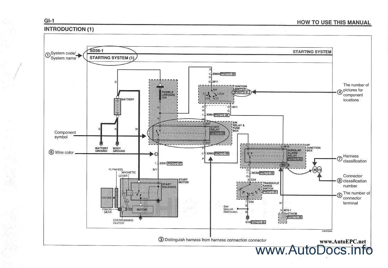 Hyundai Matrix repair manual Order & Download