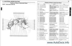 Toyota Corolla repair manual Order & Download