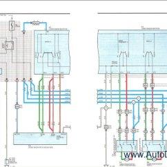 1996 Toyota Camry Wiring Diagram Smart Car Repair Manual Order