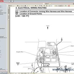 Wiring Diagram Manual Kawasaki Bayou 220 Toyota Coaster Optimo Service Repair Order