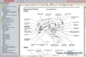 Toyota Corolla Verso 20042009 Service Manual repair