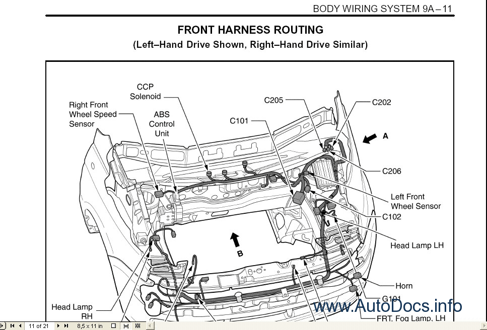 Service manual [Daewoo Nubira Repair Manual Order Download