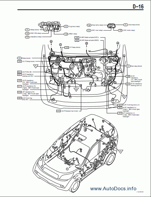 Daihatsu Terios J200, J210, J211 repair manual Order