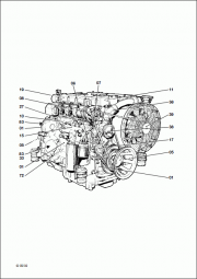 Deutz Engine BFM 1012-1013 Service Manual repair manual