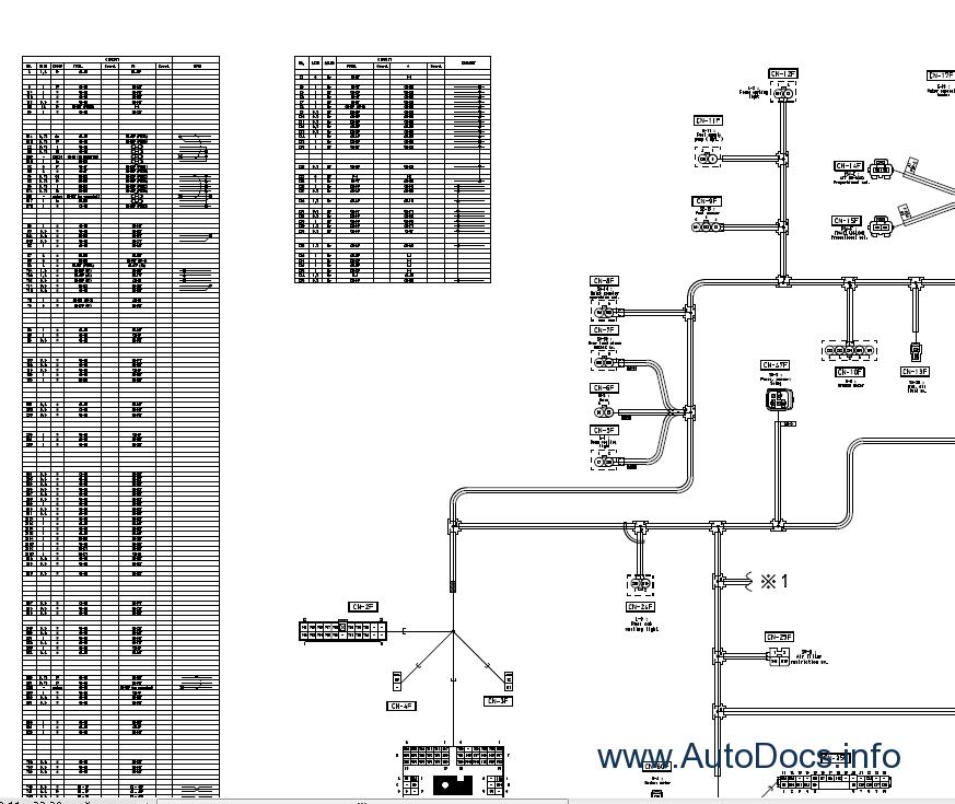 manual diagnostic electrical wiring diagram hydraulic diagram
