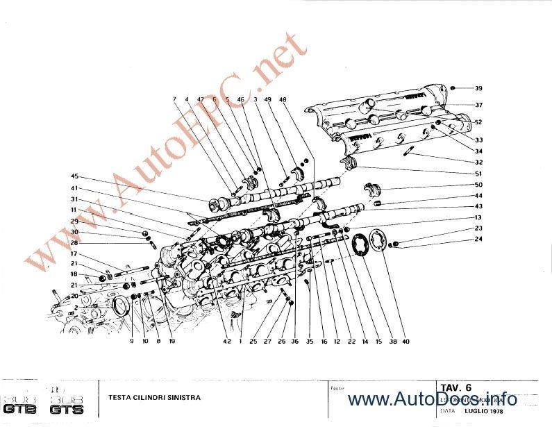 Ferrari 348 TS 1989-1990 repair manual Order & Download
