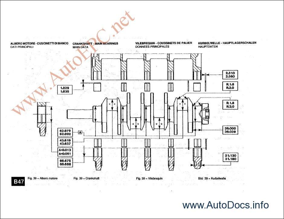 Ferrari 330 GT 2+2 1969 repair manual Order & Download
