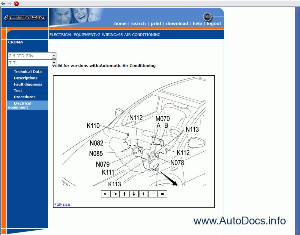 medium resolution of fiat croma repair manual order u0026 download