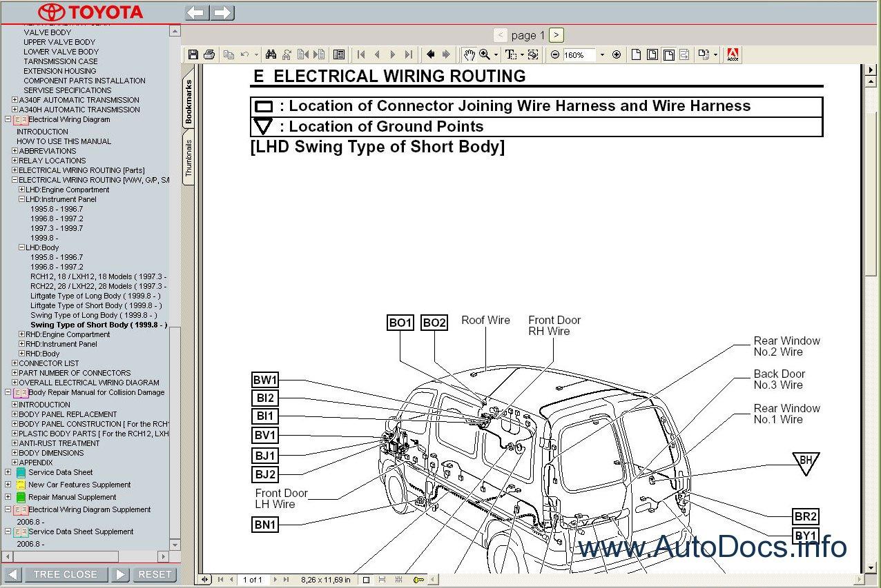 hight resolution of toyota hiace diagram 7 18 sg dbd de u2022toyota hiace 1989 2004 service manual repair