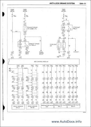 Isuzu NPR Diesel and F Series 20002003 repair manual