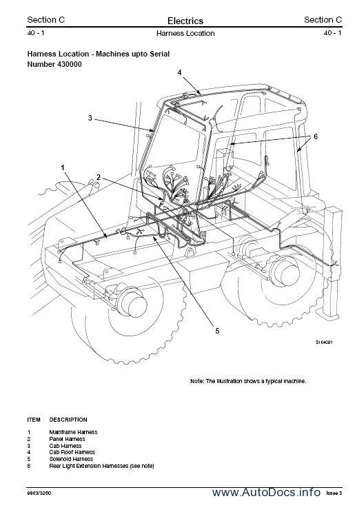 JCB Service Manuals 2011 Full repair manual Order & Download