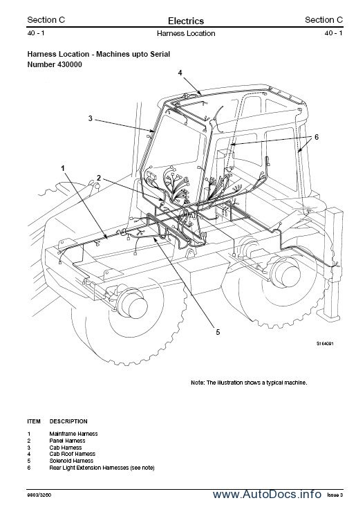 JCB Service Manuals S2A repair manual Order & Download