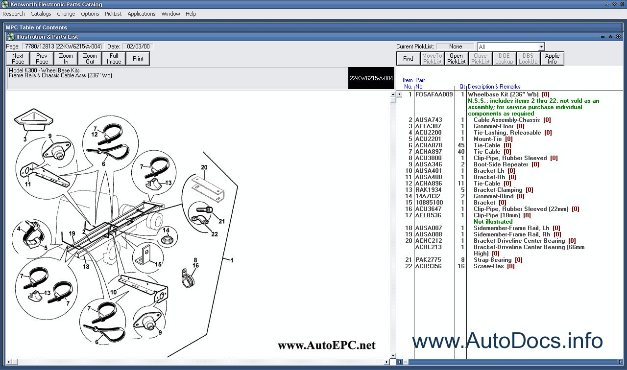 home wiring diagram software measurement of tennis court with kenworth spare parts catalog order & download