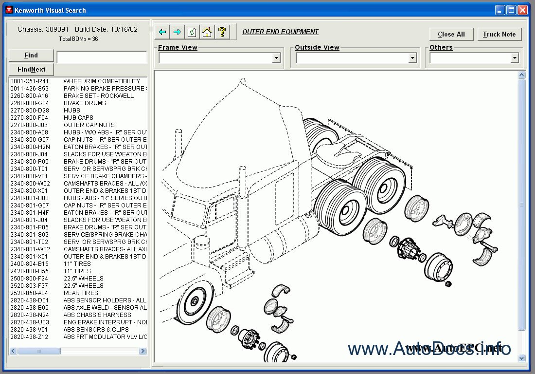 kenworth w900a wiring diagram human cell to label printable k100 t800