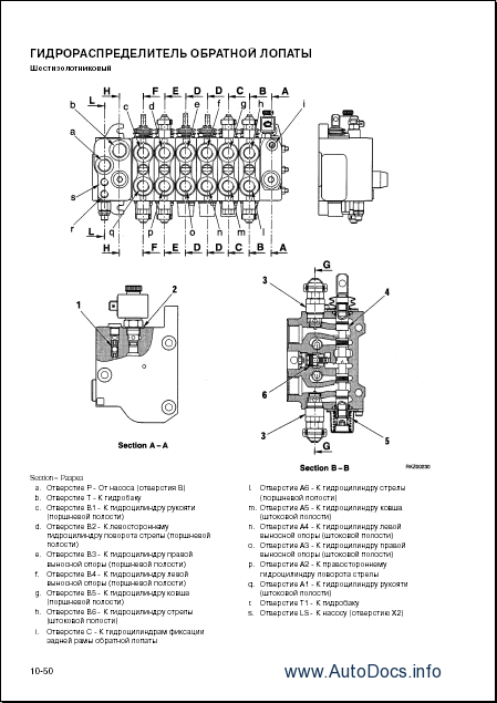 Komatsu WB91R-2, WB93R-2 Backhoe Loader Service Manual