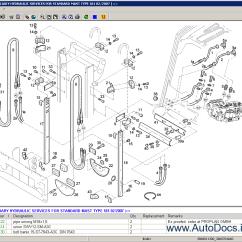 Blitz Power Meter Wiring Diagram 2006 Toyota Tundra Radio Linde Forklift Truck Spare Parts Catalog 2011
