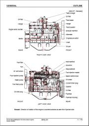 Mitsubishi Diesel Engines SS-series repair manual Order