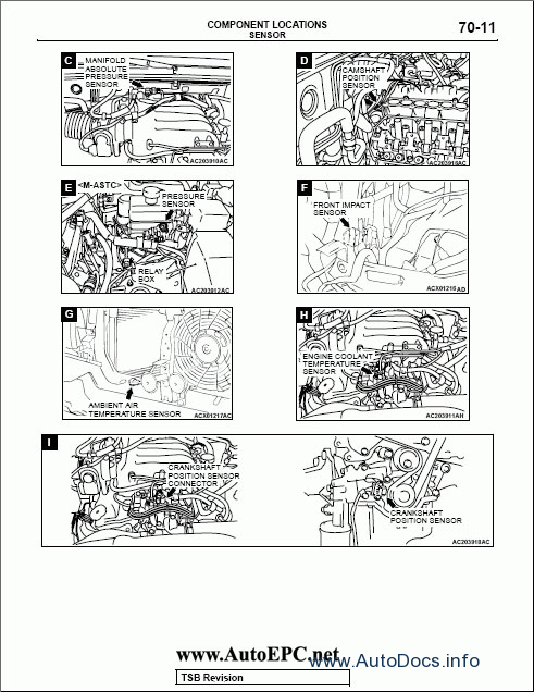 Mitsubishi Montero 2005 repair manual Order & Download