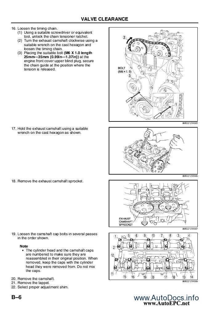 Mazda MPV Face-Lift Repair Manual repair manual Order