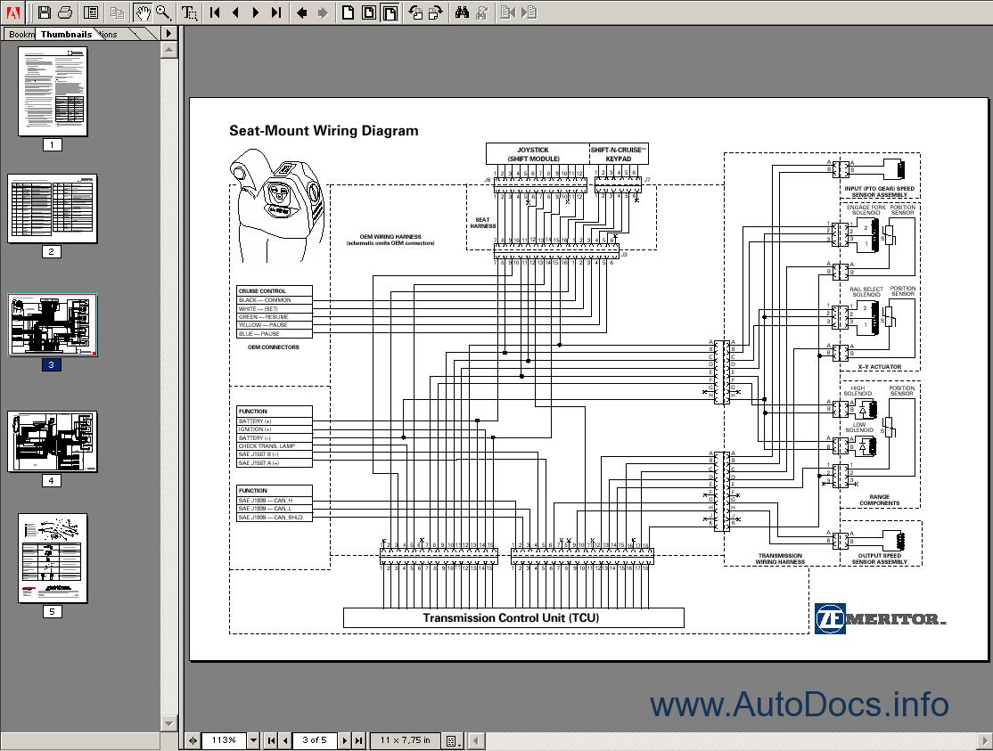 Meritor Wabco Wiring Diagram Meritor Technical Electronic Repair Manual Order Amp Download