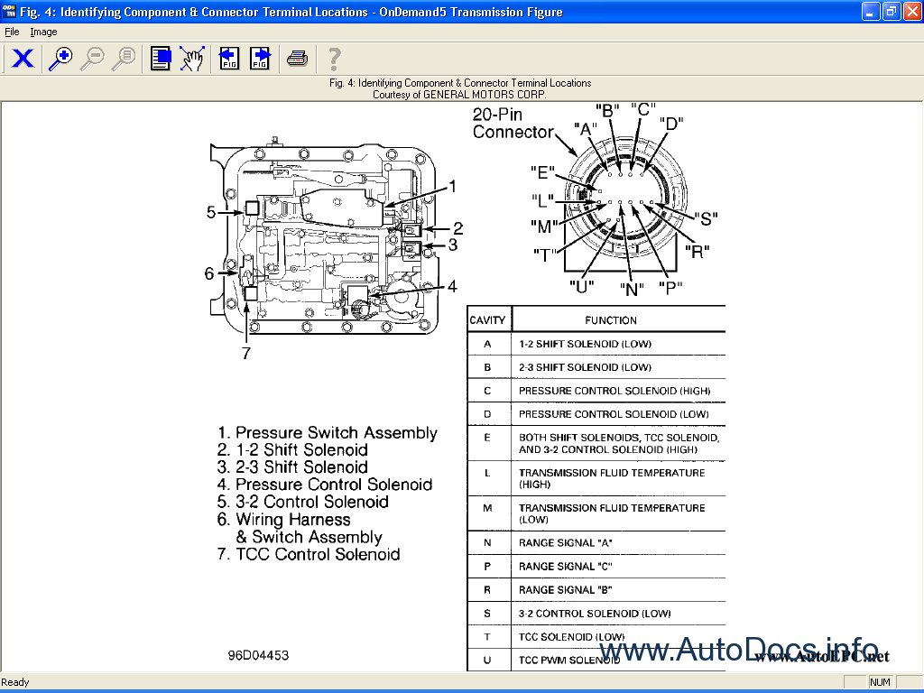 allison transmission wiring diagram cone cells of the eye 9800
