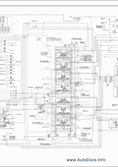 Komatsu Hydraulic Excavator PC290LC-7, PC290NLC-7 repair