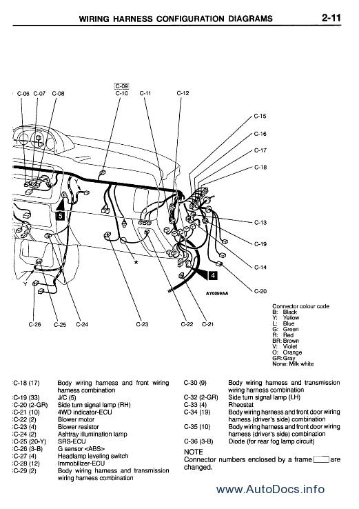 Mitsubishi Pajero Sport repair manual Order & Download
