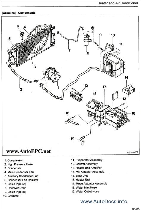 Ssang Yong Musso Sport repair manual Order & Download