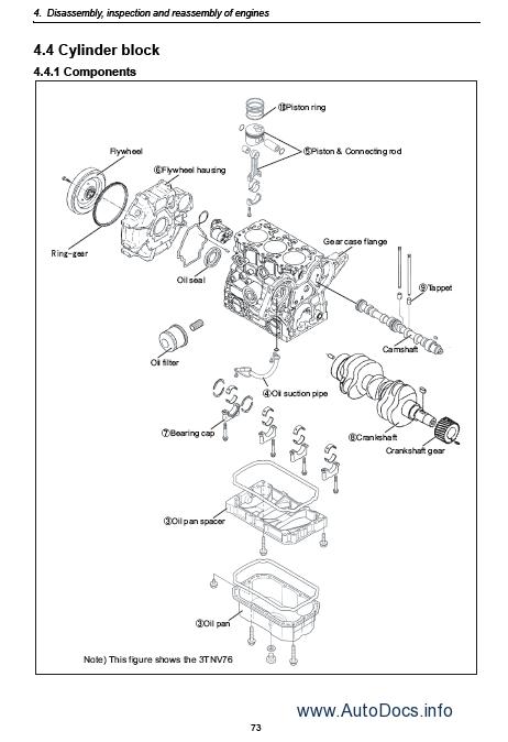 Takeuchi TB007 repair manual Order & Download
