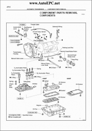 Toyota transmission and transaxle repair manuals repair