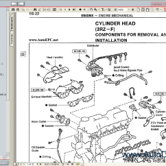 1997 Toyota 4runner Trailer Wiring Diagram Lower Back Pain Symptoms Factory Amp Free Engine