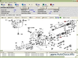 Toyota Industrial Equipment v164 parts catalog Order