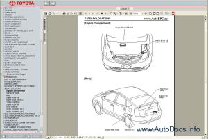 Toyota Prius 20032008 Service Manual repair manual Order & Download