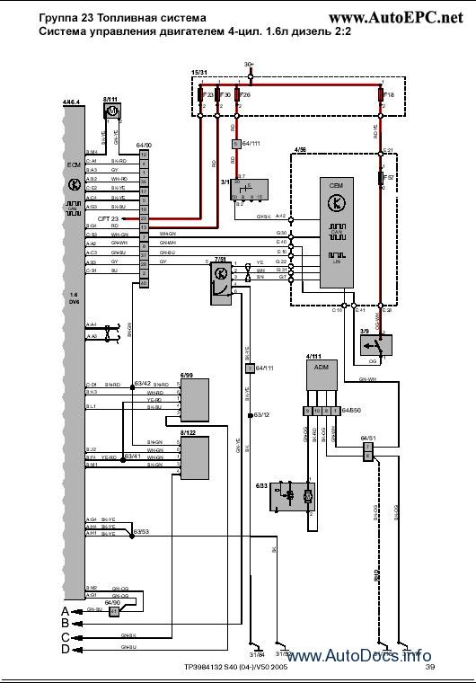 volvo wiring diagrams 850 rv automatic transfer switch diagram cars 1994-2005 repair manual order & download