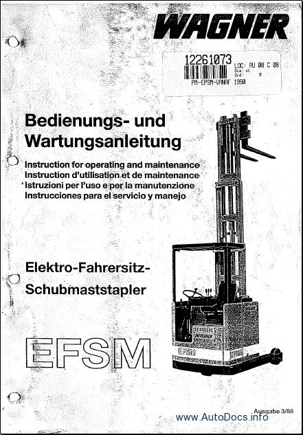 Wagner parts catalog Order & Download