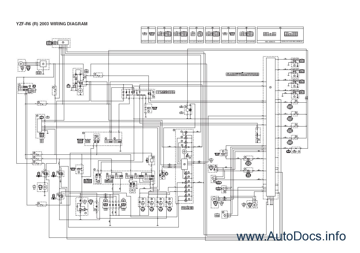 hight resolution of 2003 yamaha r6 ignition wiring diagram