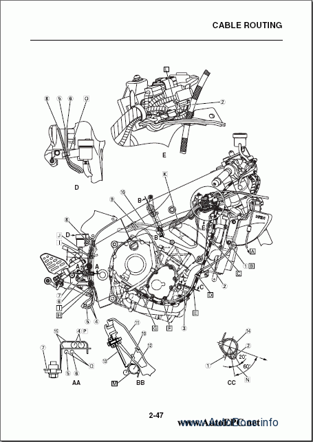 Download 2005 Yamaha R6 Wiring Diagram 2004 Yamaha R6