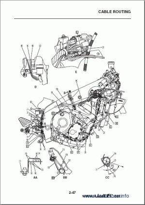 Yamaha YZFR6 2008 Repair Manual repair manual Order & Download