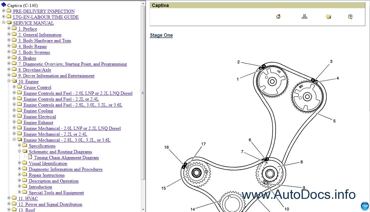 chevrolet wiring diagram xr650r baja designs captiva service manual 2007-2008 repair order & download