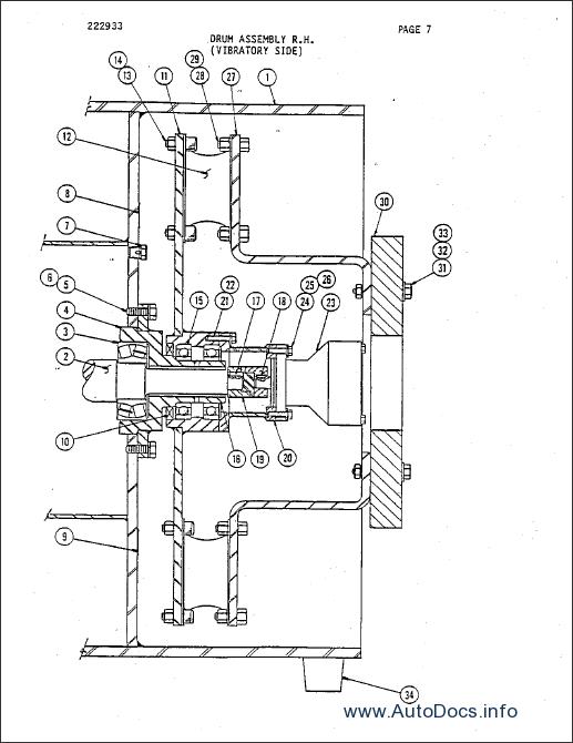 dynapac cc1300 wiring diagram