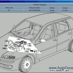 Wiring Diagram Program Usb B Fiat Doblo & Cargo Repair Manual Order Download