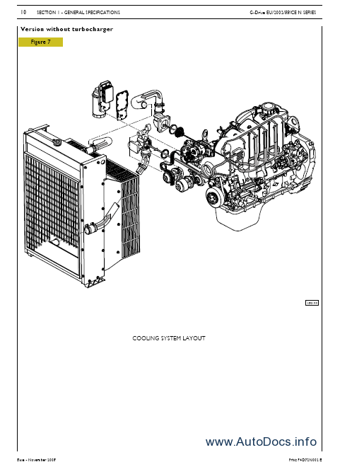 Iveco N series Engine Workshop Service Manual repair