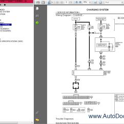 Nissan Navara D40 2010 Wiring Diagram 2003 Ford F150 Headlight Series Service Manual Repair