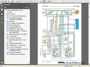 Liebherr RL 4464 Litronic Pipe Layers Service Manual