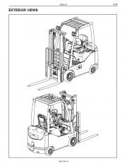 Toyota Forklift Workshop Service Manual repair manual