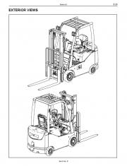 Repair manuals Toyota Forklift Workshop Service Manual