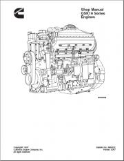 Cummins QSK19 Series Engine Order & Download