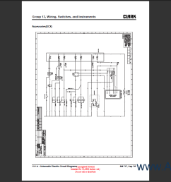 clark electric forklift wiring diagram clark forklift identification wire diagram clark ecx 20 32 erx 20 30 [ 1221 x 686 Pixel ]